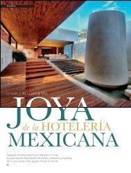 Joya de La Hotelería Mexicana