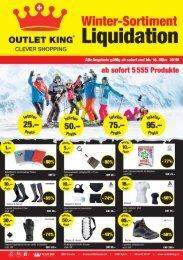 Outlet King Flyer Februar 2019