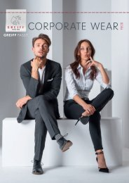 Corporate Wear GREIFF by Enderle