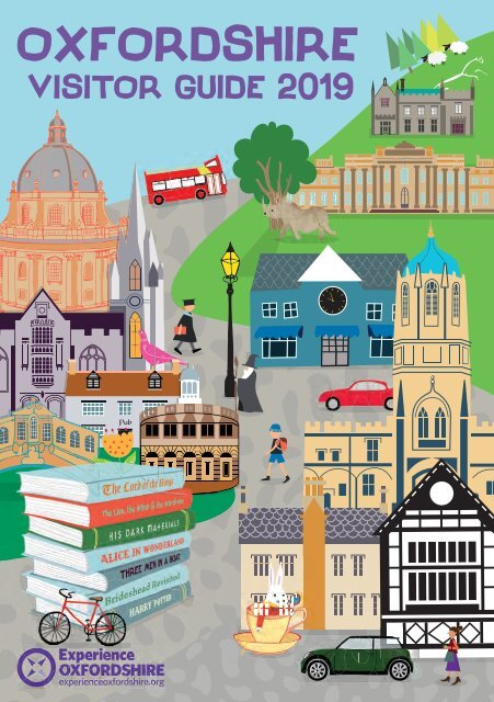 Experience Oxfordshire Guide 2019