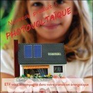 Flyer_Photovoltaïque