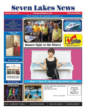 SLN FEBRUARY Issue REDUCED