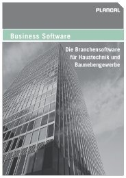 Business Software (3 MB) - Strässle Installationen AG