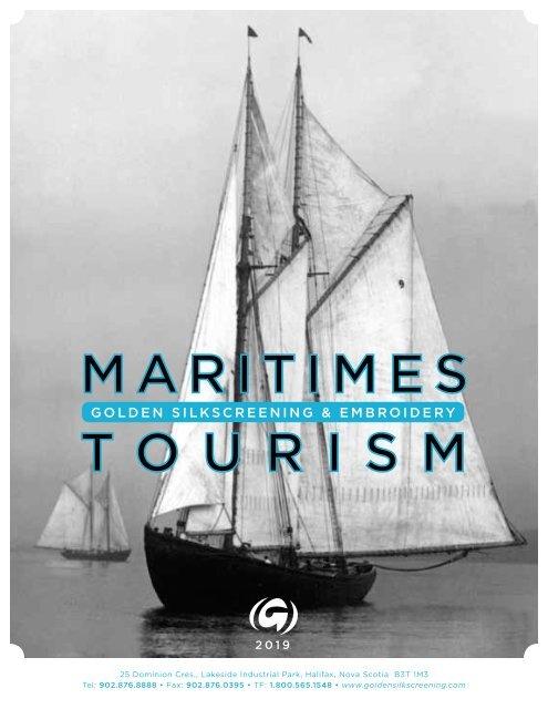 Maritimes Catalogue 2019