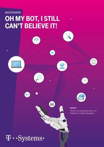 Whitepaper Bots im Digital Workplace