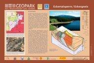 Eckertalsperre / Eckergneis