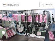 Mendil Fabrikası Ürün Kataloğu 2019