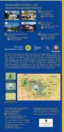 Vom Kaiserweg zur Pfalz Bodfeld - Regionalverband Harz e.V.