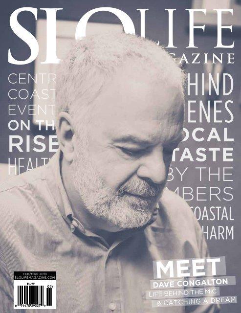 SLO LIFE Magazine Feb/Mar 2019