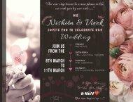 NiiV❤️- Wedding Invite