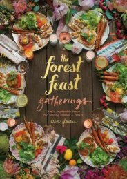 [+]The best book of the month The Forest Feast Gatherings: Simple Vegetarian Menus for Hosting Friends   Family  [FULL]