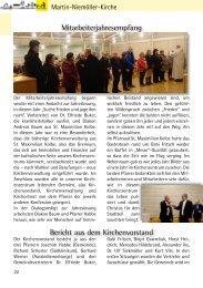 Gemeindebriefseiten MNK März 2019