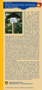Von Quedlinburg in die Domstadt Halberstadt - Regionalverband ... - Page 2