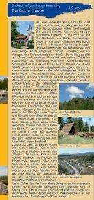 Von der Pfalz Derenburg in den - Regionalverband Harz e.V. - Page 5