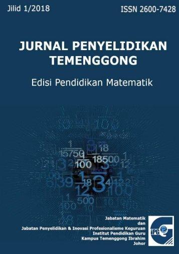 Jurnal Penyelidikan Temenggong_2018