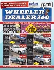 Wheeler Dealer 360 Issue 07, 2019