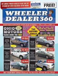 Wheeler Dealer 360 Issue 07, 2019