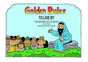 Golden Rules To Live By