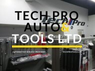 Tech Pro Auto & Tools Ltd - Automotive Service Provider