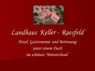 Landhaus Keller - Raesfeld - Kreis Borken