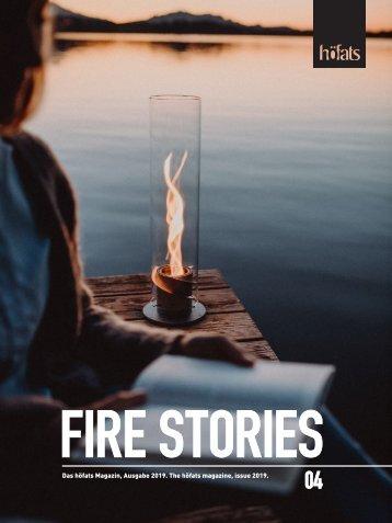 FIRE STORIES #4