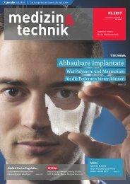medizin&technik 02.2017