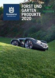 Husqvarna Automower Katalog 2019
