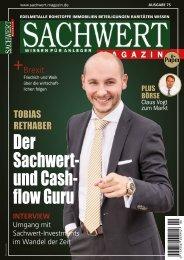 Sachwert Magazin ePaper, Ausgabe 75