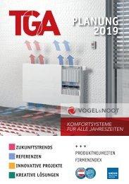 TGA Planerjahrbuch 2019