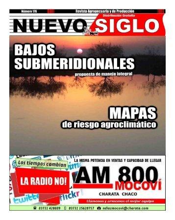 Revista Agropecuaria Nuevo Siglo 176