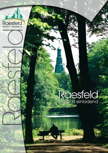 Download (pdf 3,7 MB) - Raesfeld
