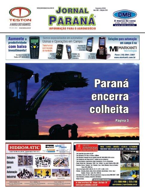 02 - Jornal Paraná Fevereiro 2018