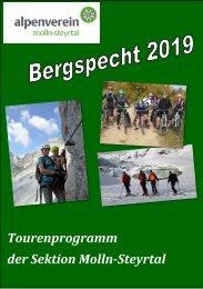 Bergspecht 2019