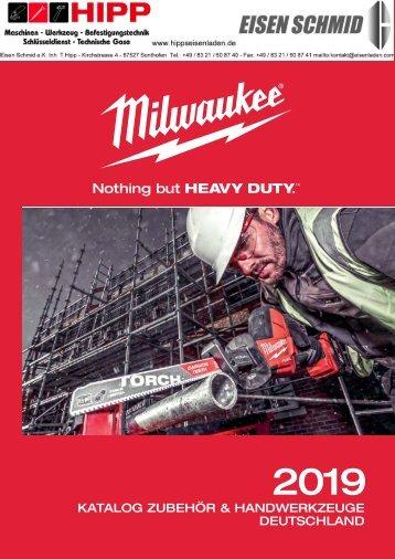 Milwaukee Zubehör und Handwerkzeug