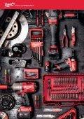 Milwaukee Zubehör und Handwerkzeug - Seite 2