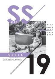 girls SS19 - forecast