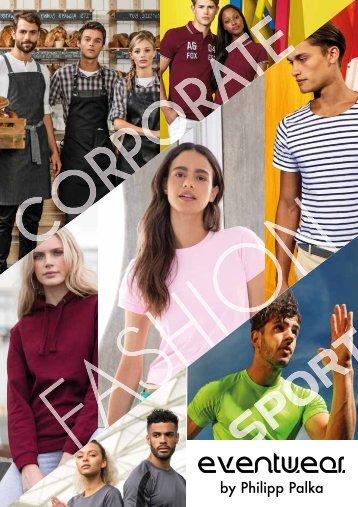 Eventwear Katalog 2019