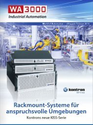 WA3000 Industrial Automation Februar 2019