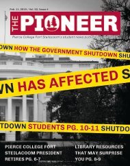 The Pioneer, Vol. 52, Issue 4
