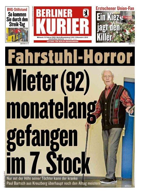 Berliner Kurier 13.02.2019