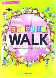 Ready To Walk - Student Book