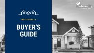 Insite Realty Buyer's Guide