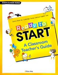Ready To Start - Teacher Guide