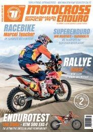 Motocross Enduro Ausgabe 03/2019