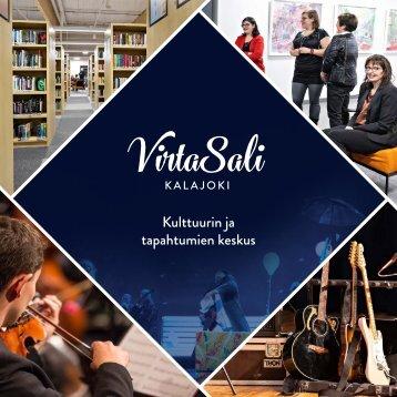 Kalajoki - VirtaSali - esite