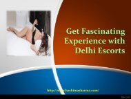 Cheap Rate Escorts service in Delhi