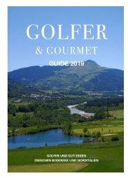 GOLFER & GOURMET – GOLFEN UND GUT ESSEN ZWISCHEN BODENSEE UND NORDITALIEN