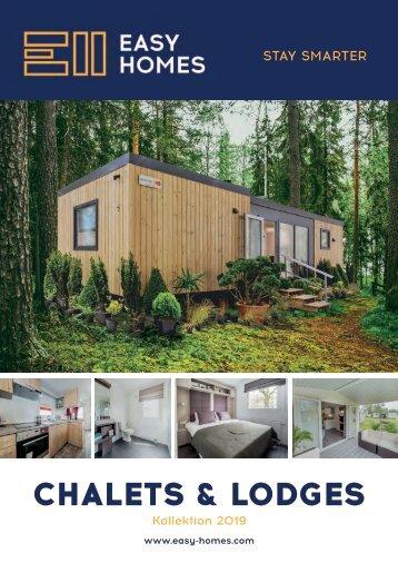 EasyHomes Katalog Lark Leisure Homes - Collection 2019