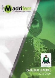 ASIDE Catálogo General 2019-2020 MADRIFERR Suministros Industriales