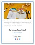 Best Indian Corporate Catering Service - Page 3
